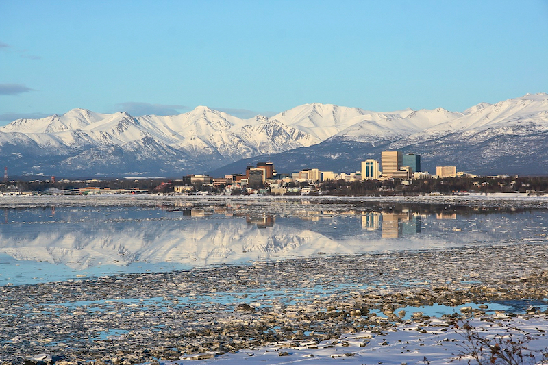 Anchorage in Spring
