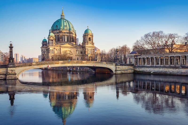 Berlin in March