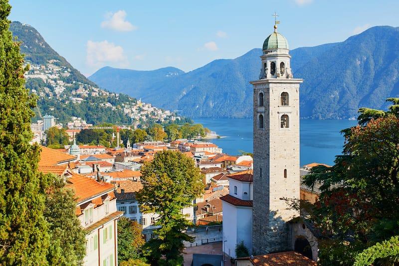 Best airbnbs in Lugano Switzerland