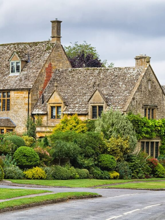 Best places in England story