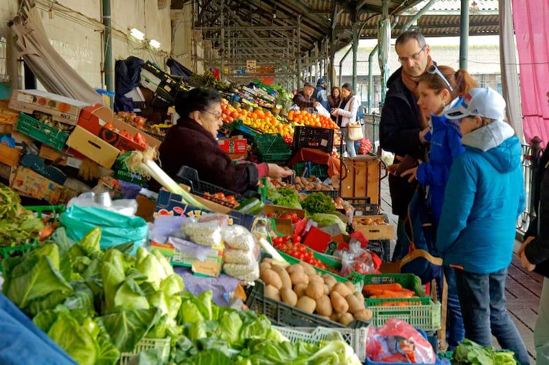 Bolhao Market - Editorial credit- Krzysztof Bozalek - Shutterstock.com