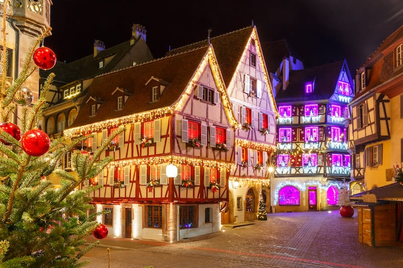 Christmas in Colmar France