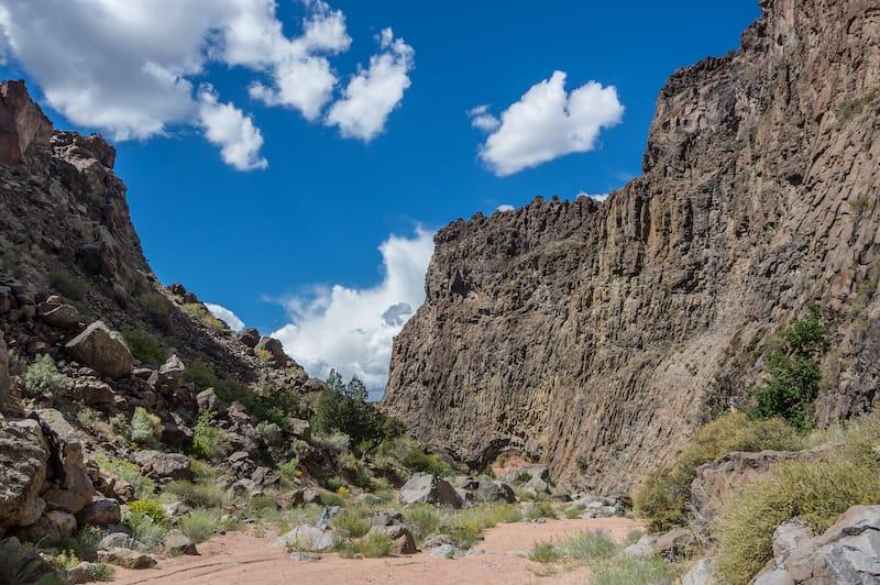 Diablo Canyon near Santa Fe -shutterstock_784252318