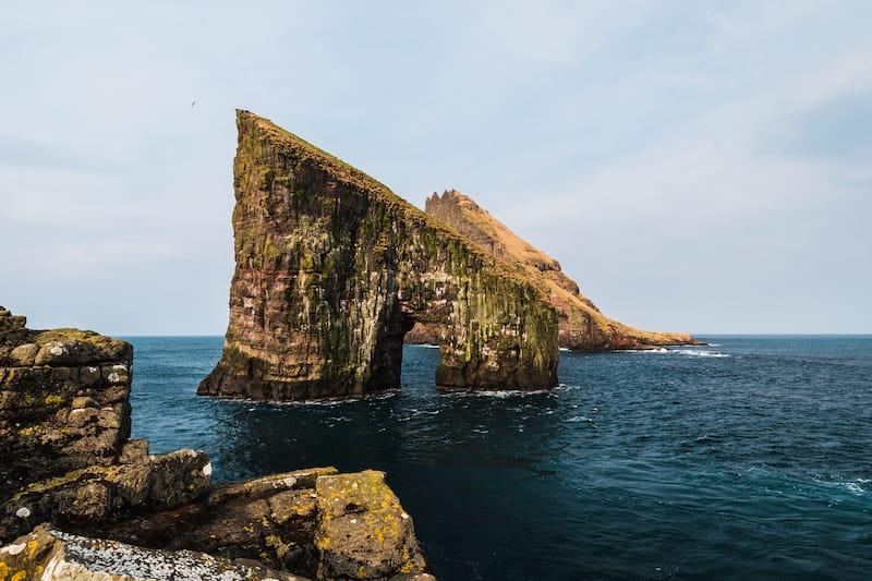 Faroe Islands in April