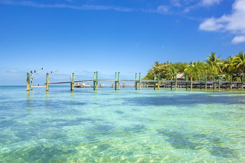 Florida Keys in spring