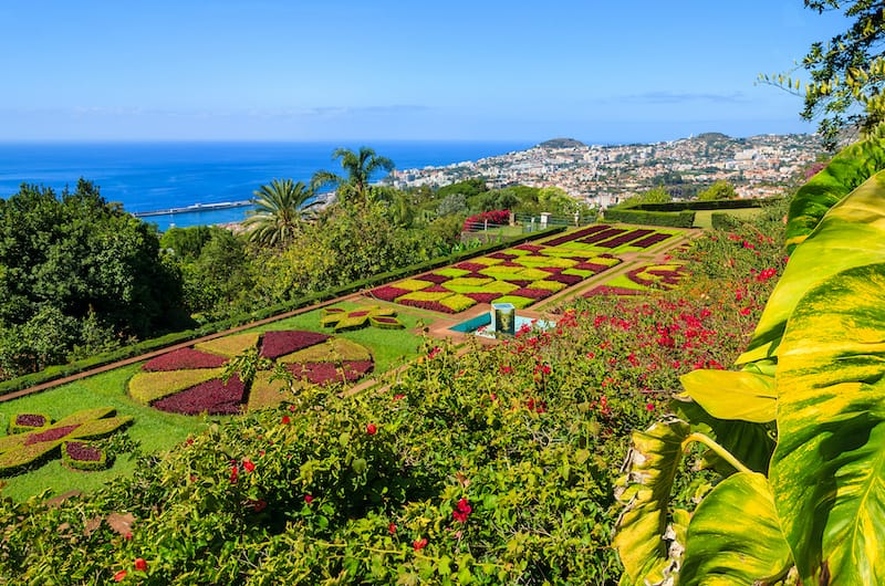 Funchal in March