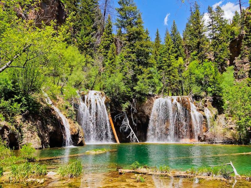 Glenwood Canyon Colorado