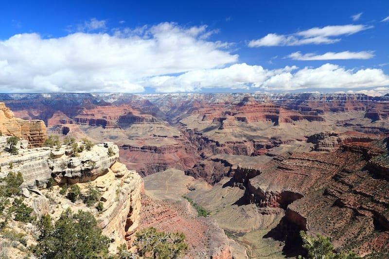 Grand Canyon National Park April