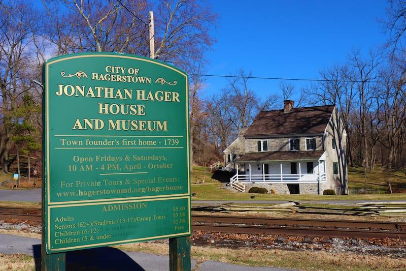 Hagerstown Maryland