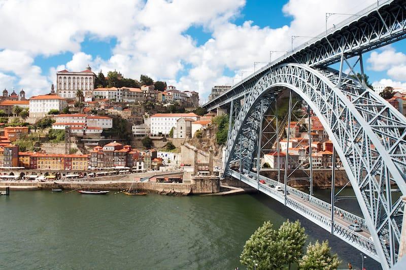 Luís I Bridge in Porto