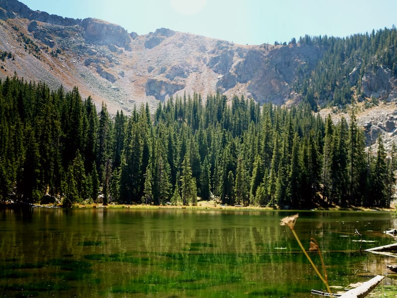 Nambe Lake Trail-shutterstock_1589308678