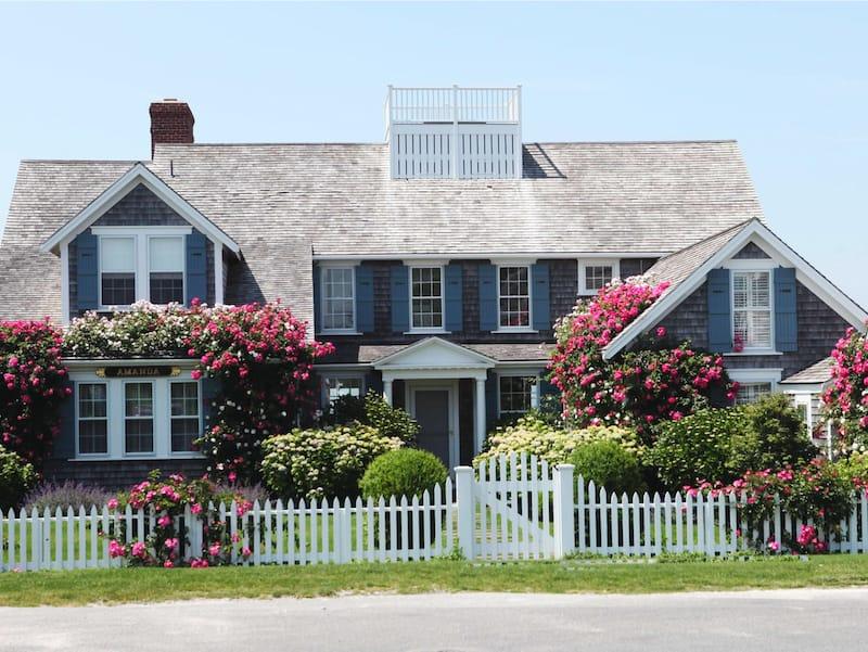 Nantucket in spring