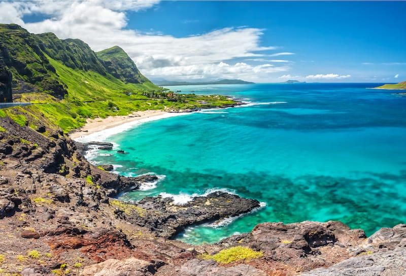 Oahu in spring