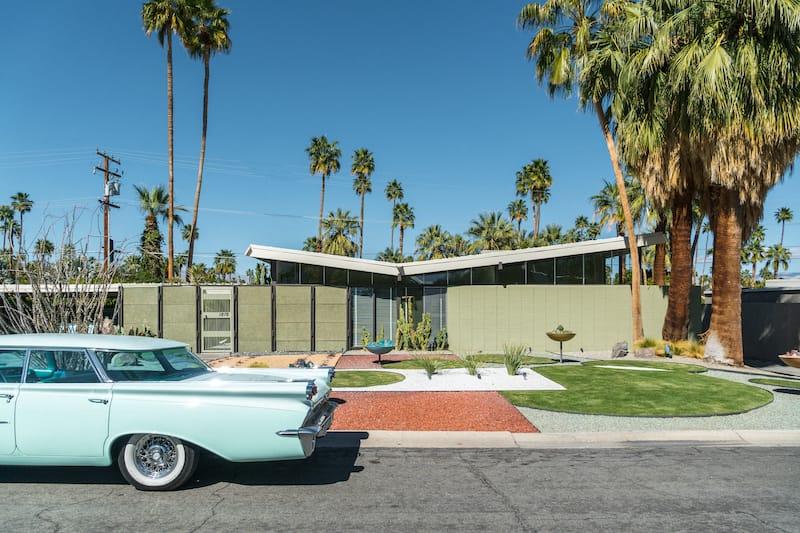 Palm Springs in April
