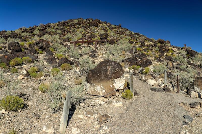 Petroglyph National Monument hiking