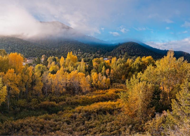Picacho Peak in Santa Fe