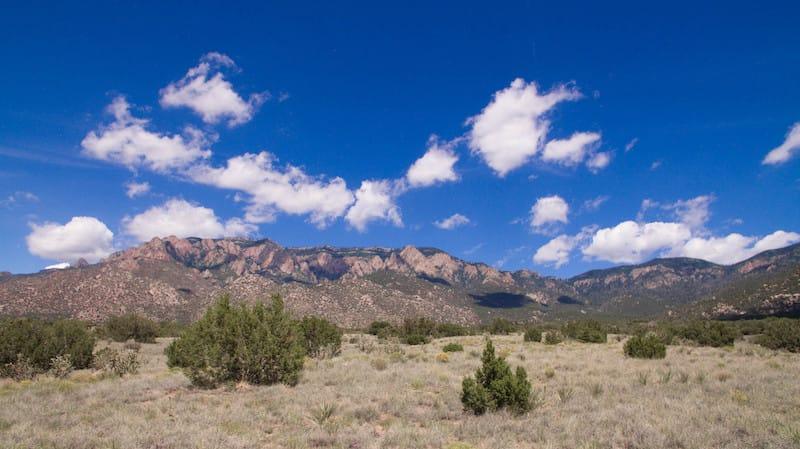 Pino Trail in ABQ NM