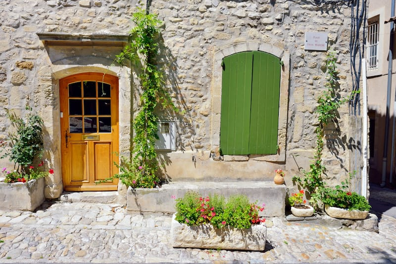 Provence in March