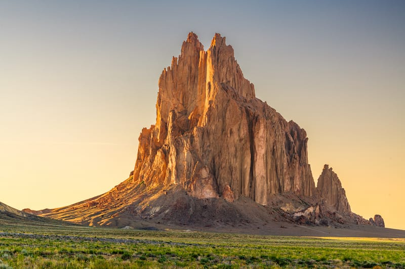 Shiprock - Best places to visit in New Mexico