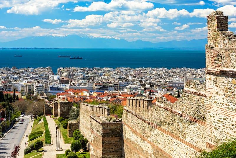 Thessaloniki April