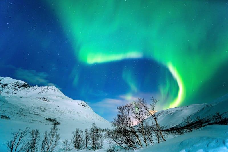 Tromso in March