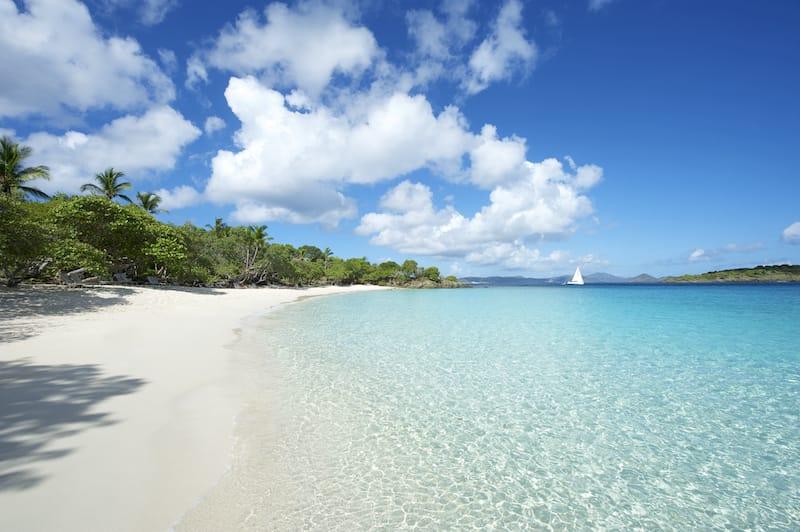 US Virgin Islands March