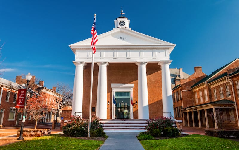Winchester Virginia - weekend trips from Pittsburgh