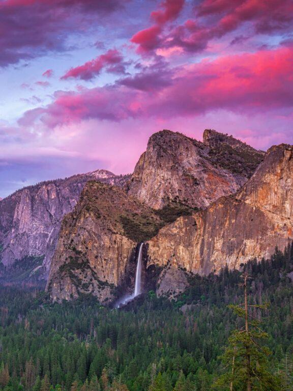 Yosemite-National-Park-California