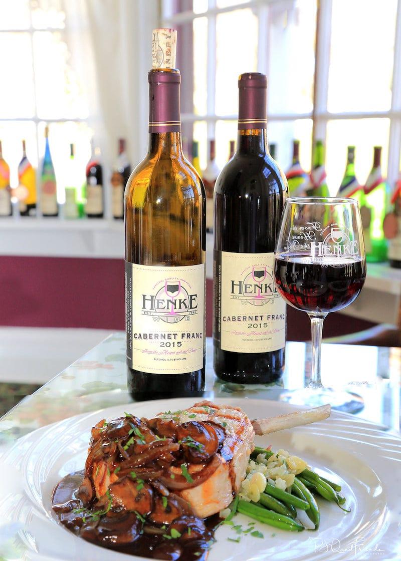 Henke Winery in Ohio