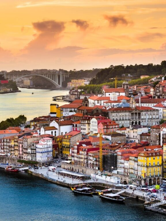 5 Fabulous Places in Porto, Portugal