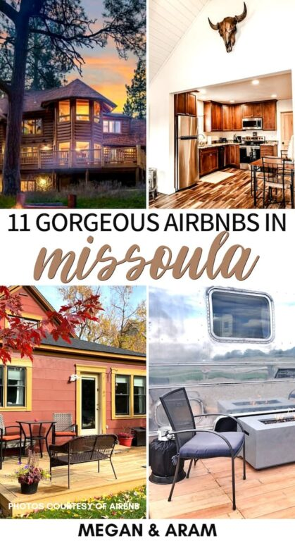Are you visiting Missoula soon and in search of the best Airbnbs in Missoula, MT for your getaway? We give the best options - from downtown to cabin options!   Missoula accommodation   Where to stay in Missoula   Airbnb Missoula   Missoula Airbnbs   Missoula cabins   Missoula bungalows   Missoula airstream   Missoula glamping   Missoula cottages   Best places to stay in Missoula   Missoula itinerary   Airbnb rentals in Missoula   Airbnb Montana   Montana Airbnbs