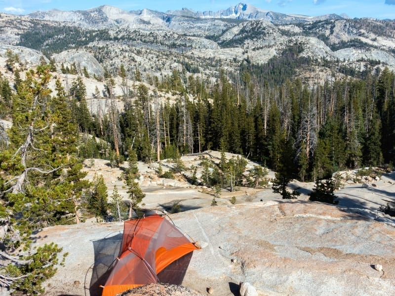Best national parks for backpacking and camping