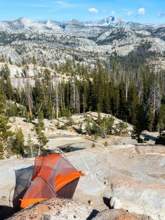 5 US National Parks for Camping & Backpacking