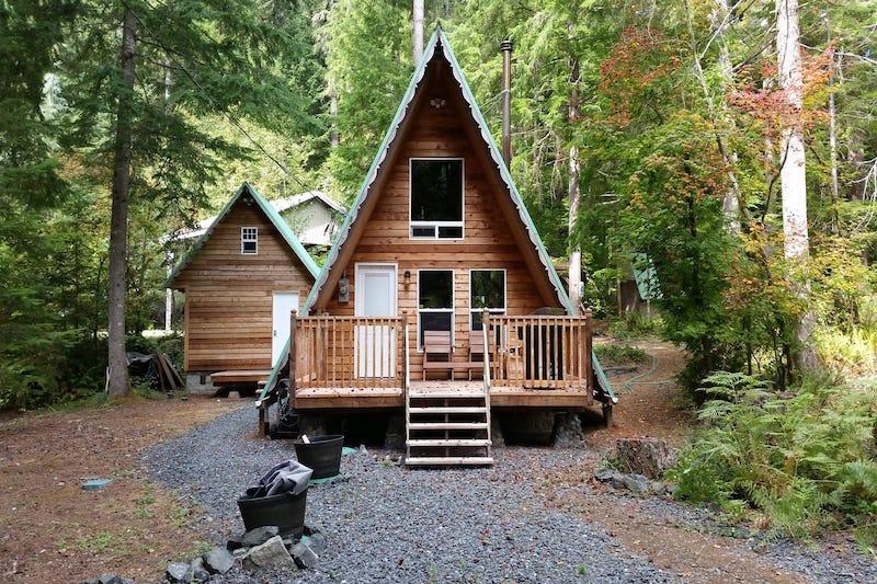 Adventure Awaits Cabin near Rainier 3