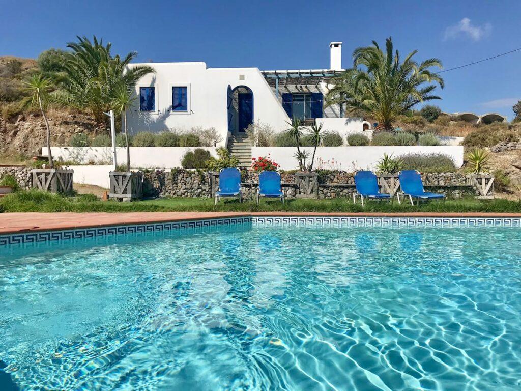 Aegina Airbnbs