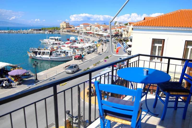 Aegina town Airbnb