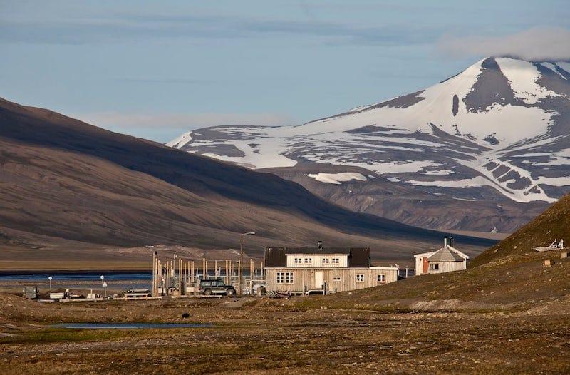 Airbnb Svalbard Longyearbyen