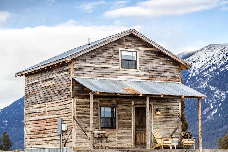 Airbnb Whitefish MT rental