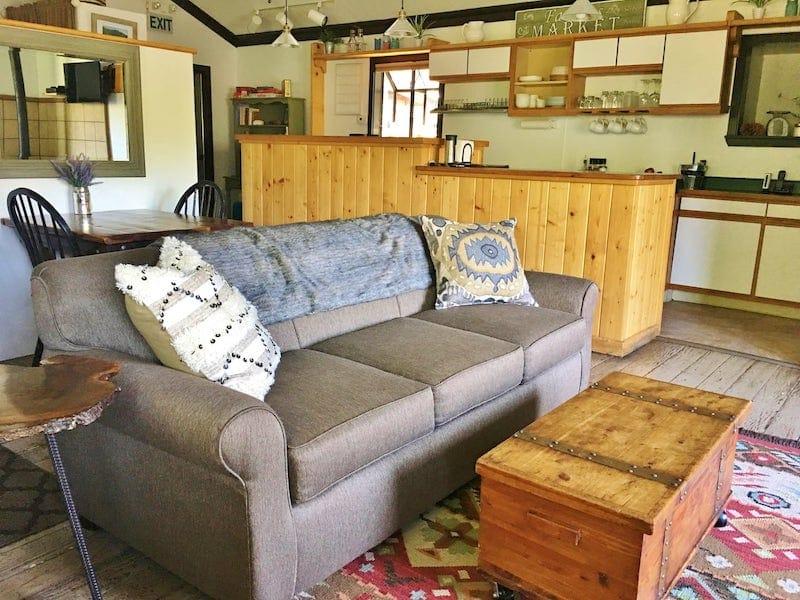 Airbnb near Sequoia