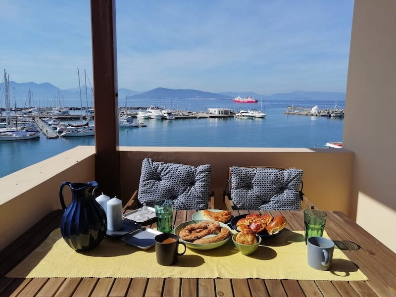 Airbnbs in Aegina Greece