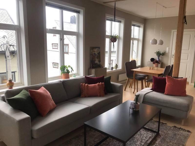 Airbnbs in Alesund Norway
