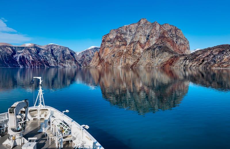Baffin Island cruise tour