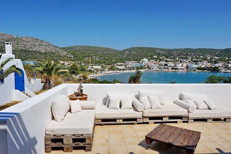 Best Airbnbs in Aegina, Greece