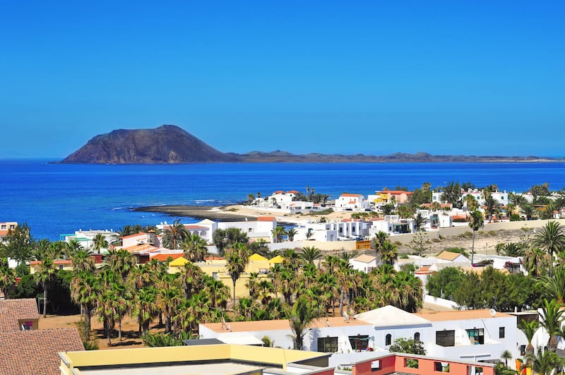 Best Airbnbs in Corralejo