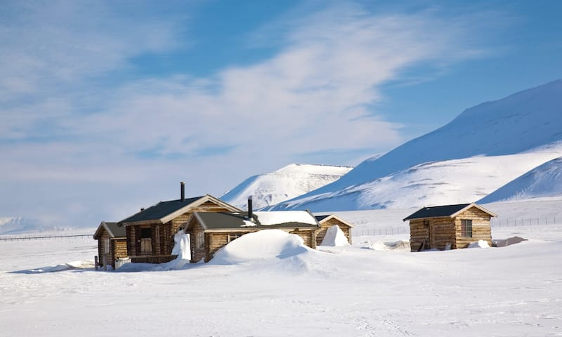 Best Airbnbs in Svalbard and Longyearbyen