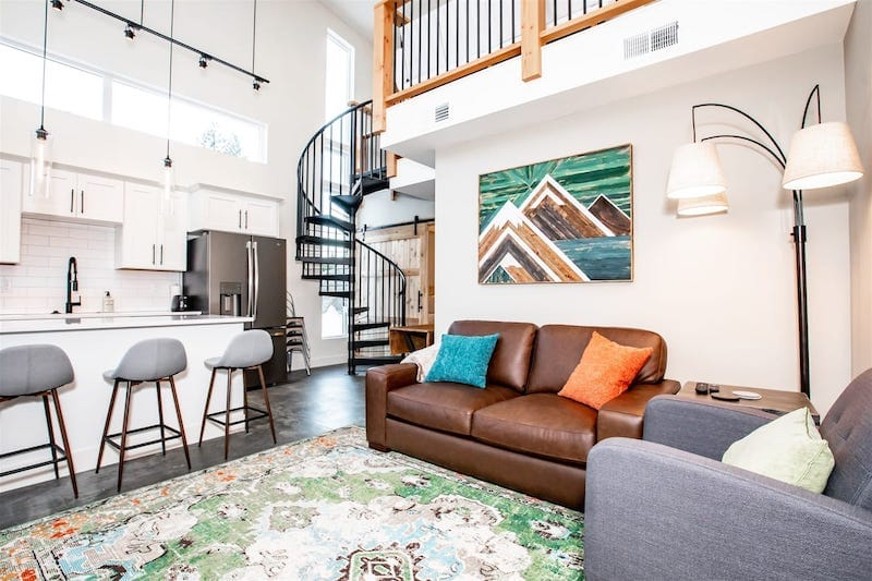 Best airbnb in Whitefish Montana