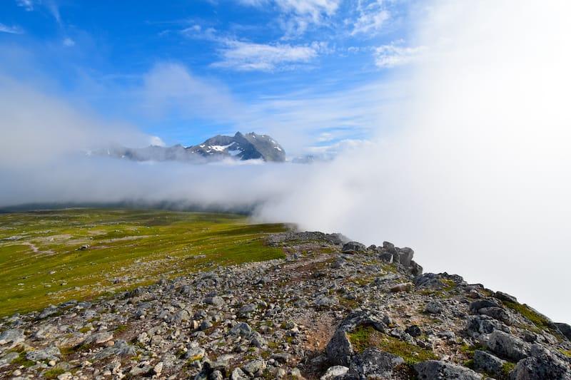 Brosmetinden near Tromso