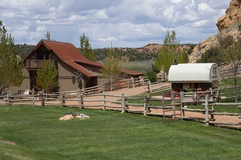 Butch Cassidy Country Vacation at Capitol Reef 2