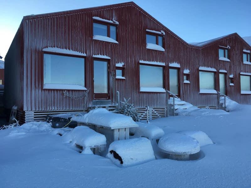 Cabin in Svalbard