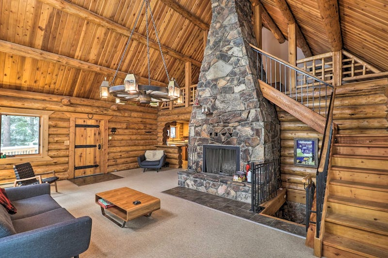 Cabin rental in Whitefish MT